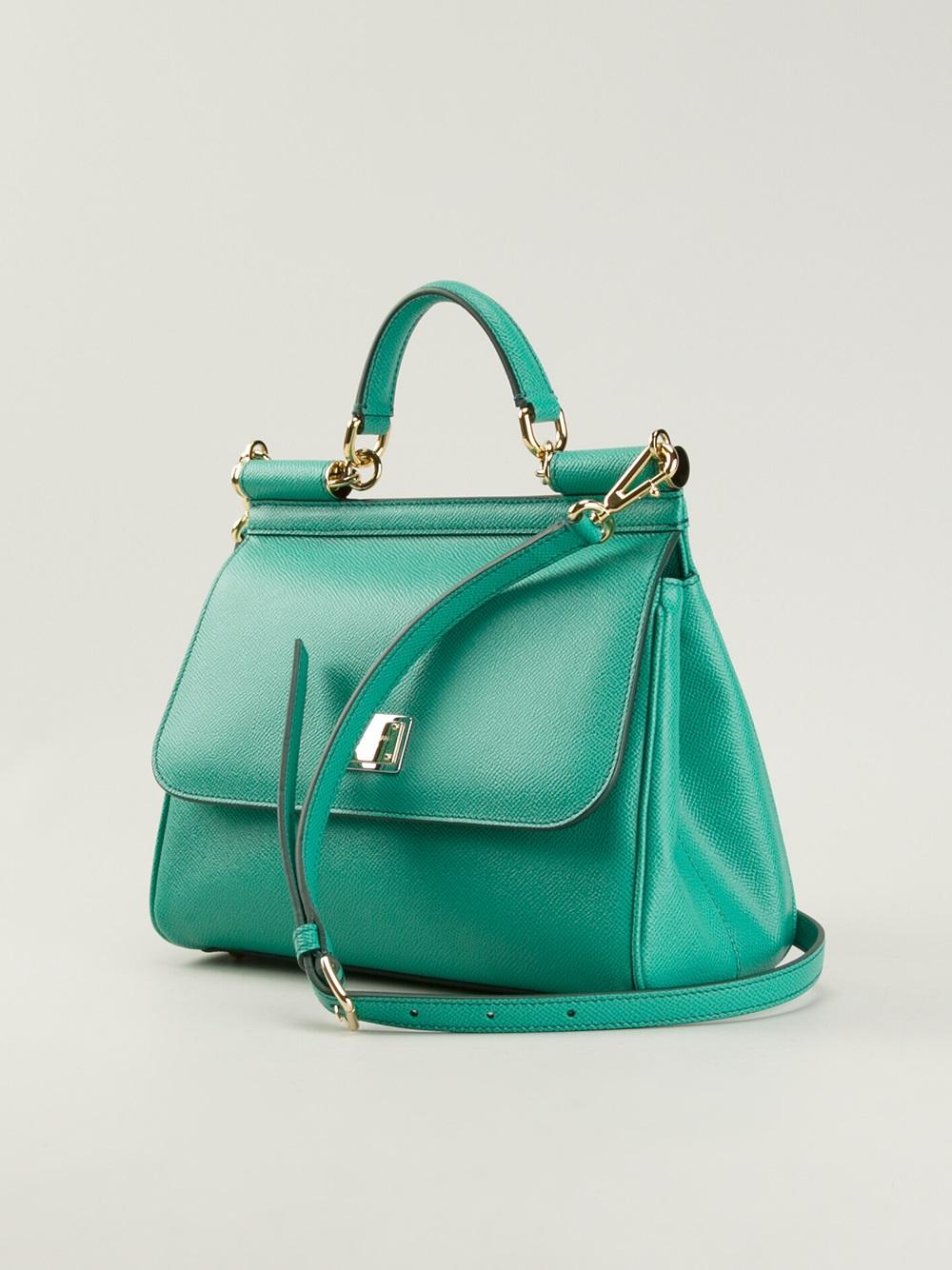c957055702e0 Gallery. Previously sold at  Farfetch · Women s Dolce Gabbana Sicily  Women s Leather Messenger Bags ...