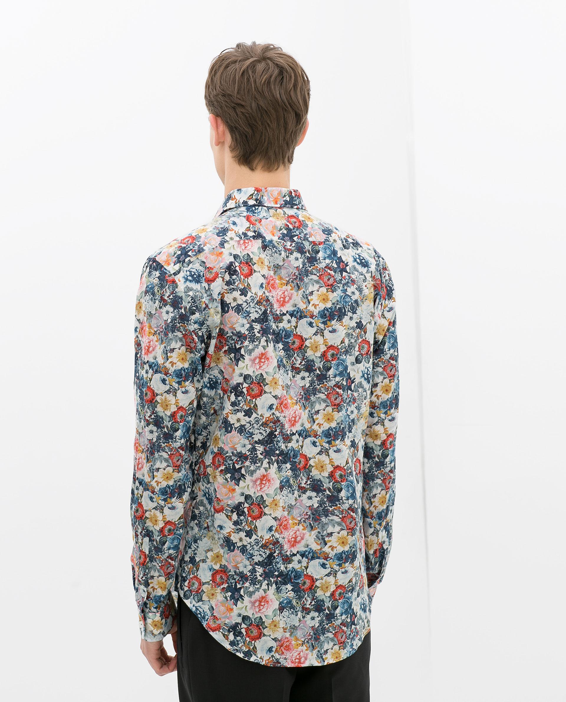 Zara Shirts T Shirt Design 2018