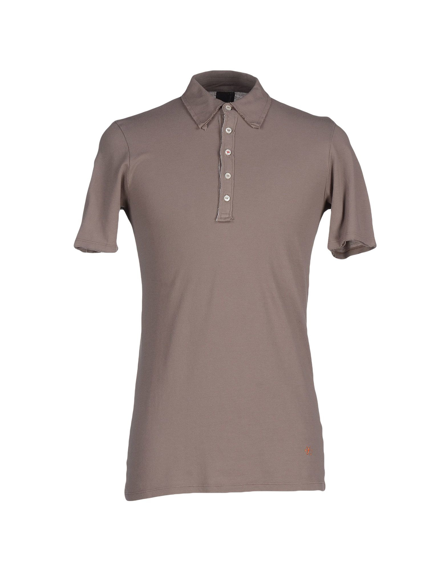 People polo shirt in beige for men light brown save 54 for Light brown polo shirt