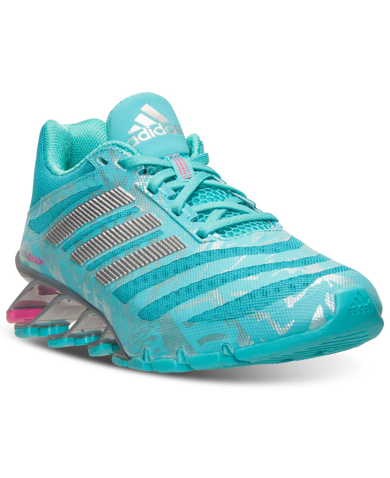 premium selection ad31c d109f Lyst - adidas Women s Springblade Ignite Running Sneakers From ...
