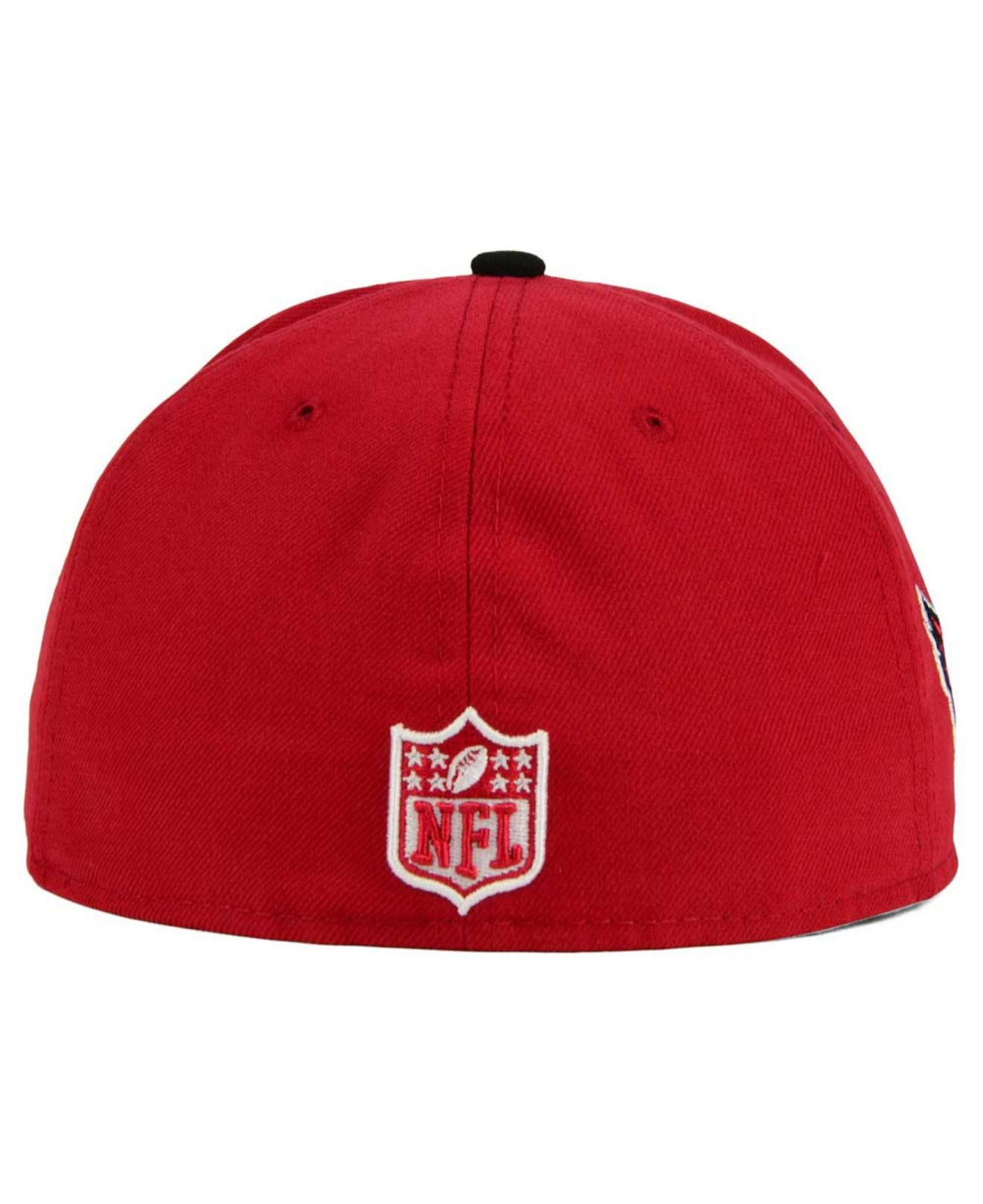 hot sale online 16dec 55e67 KTZ Arizona Cardinals State Flective Redux 59fifty Cap in Red for ...