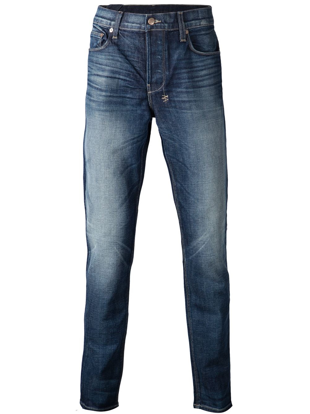 ksubi stone washed jeans in blue for men lyst. Black Bedroom Furniture Sets. Home Design Ideas