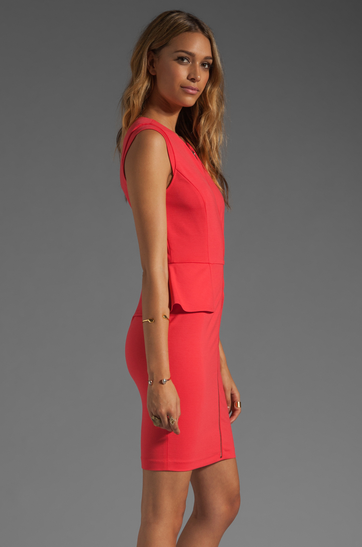 Erin Erin Fetherston Yvette Dress In Purple Lyst