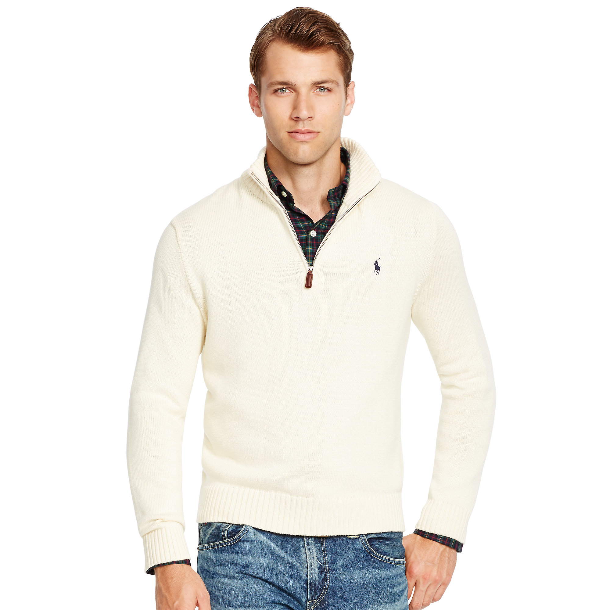 Shop for men's Half Zip online at Men's Wearhouse. Browse the latest Sweaters styles & selection for men from top brands & designers from the leader in men's apparel. Available in regular sizes and big & tall sizes. Enjoy FREE Shipping on orders over $99+!