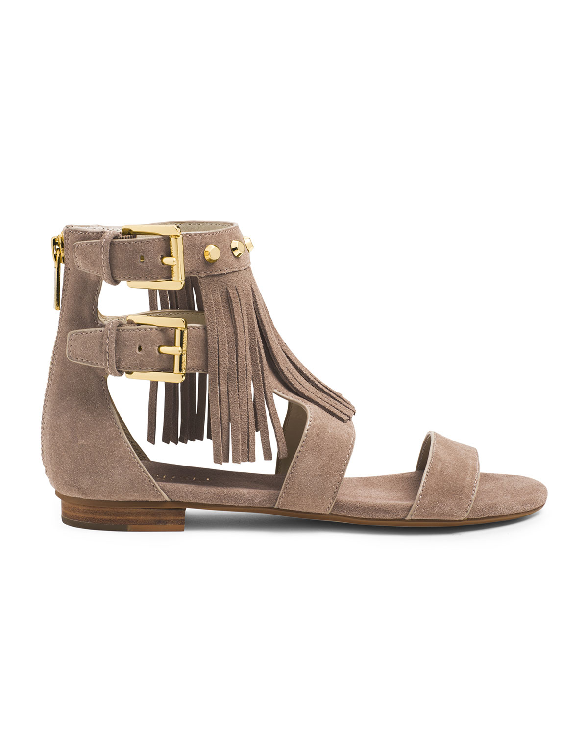 fringed sandals - Brown Michael Kors nuQA71hY