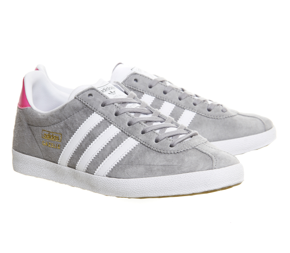 womans adidas gazelle trainers