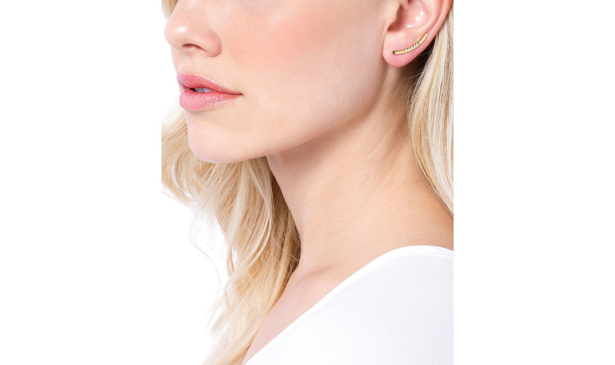 Gorjana Taner Mini Hoop Earrings Kaeai