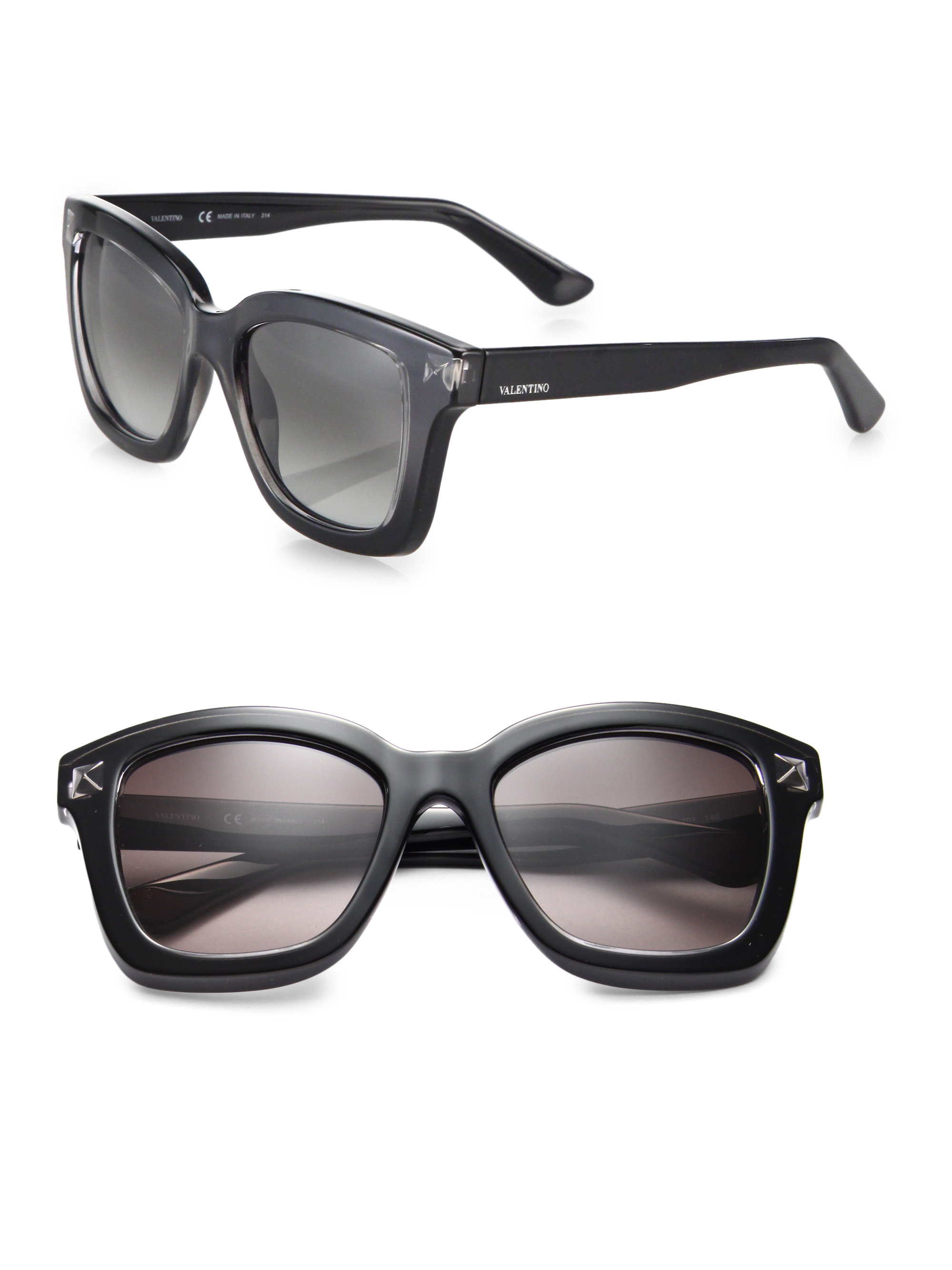 c1c07ae0c49 Gallery. Previously sold at  Saks Fifth Avenue · Men s Ray Ban Chris Men s  Blue Sunglasses ...