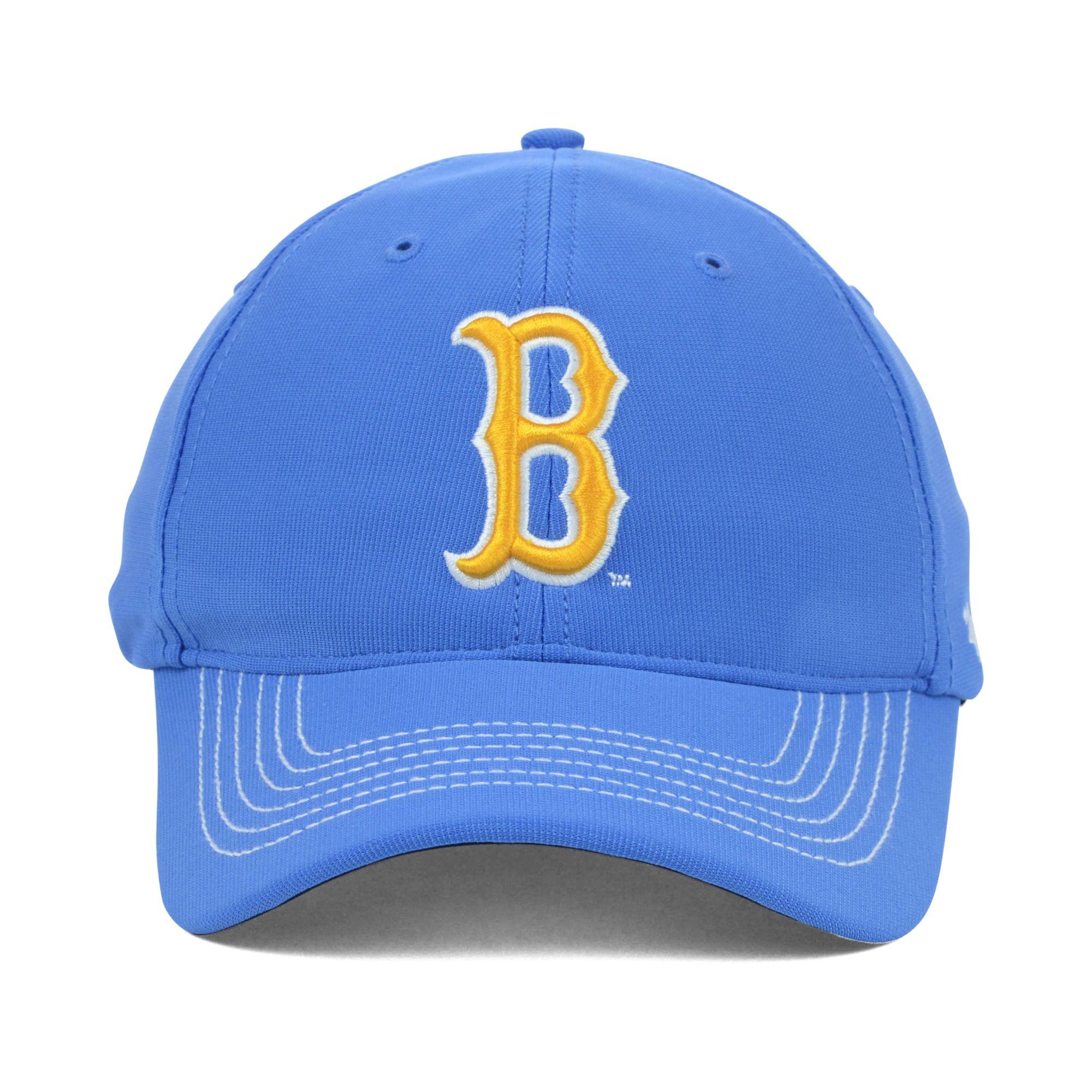 5f04864854e99 ... promo code lyst 47 brand ucla bruins ncaa gametime closer cap in blue  for men 3d8ae
