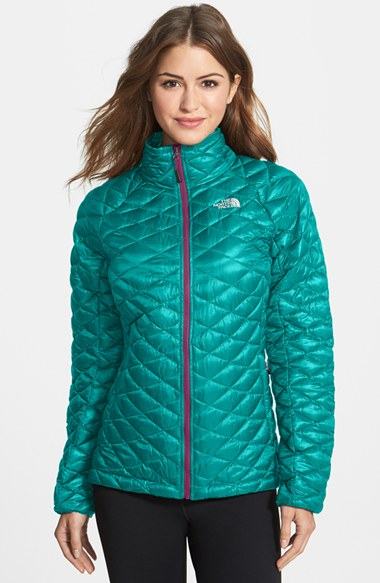 The north face primaloft womens jacket