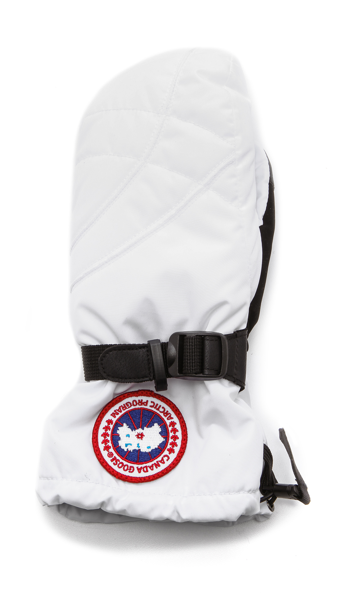 Canada Goose chateau parka online price - Canada goose Down Mittens in White   Lyst