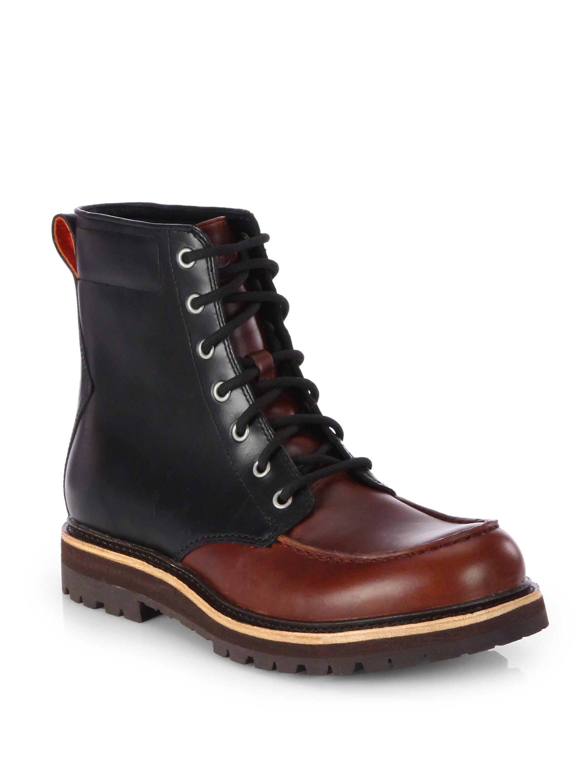Lyst Ugg Noxon Waterproof Boots In Brown For Men