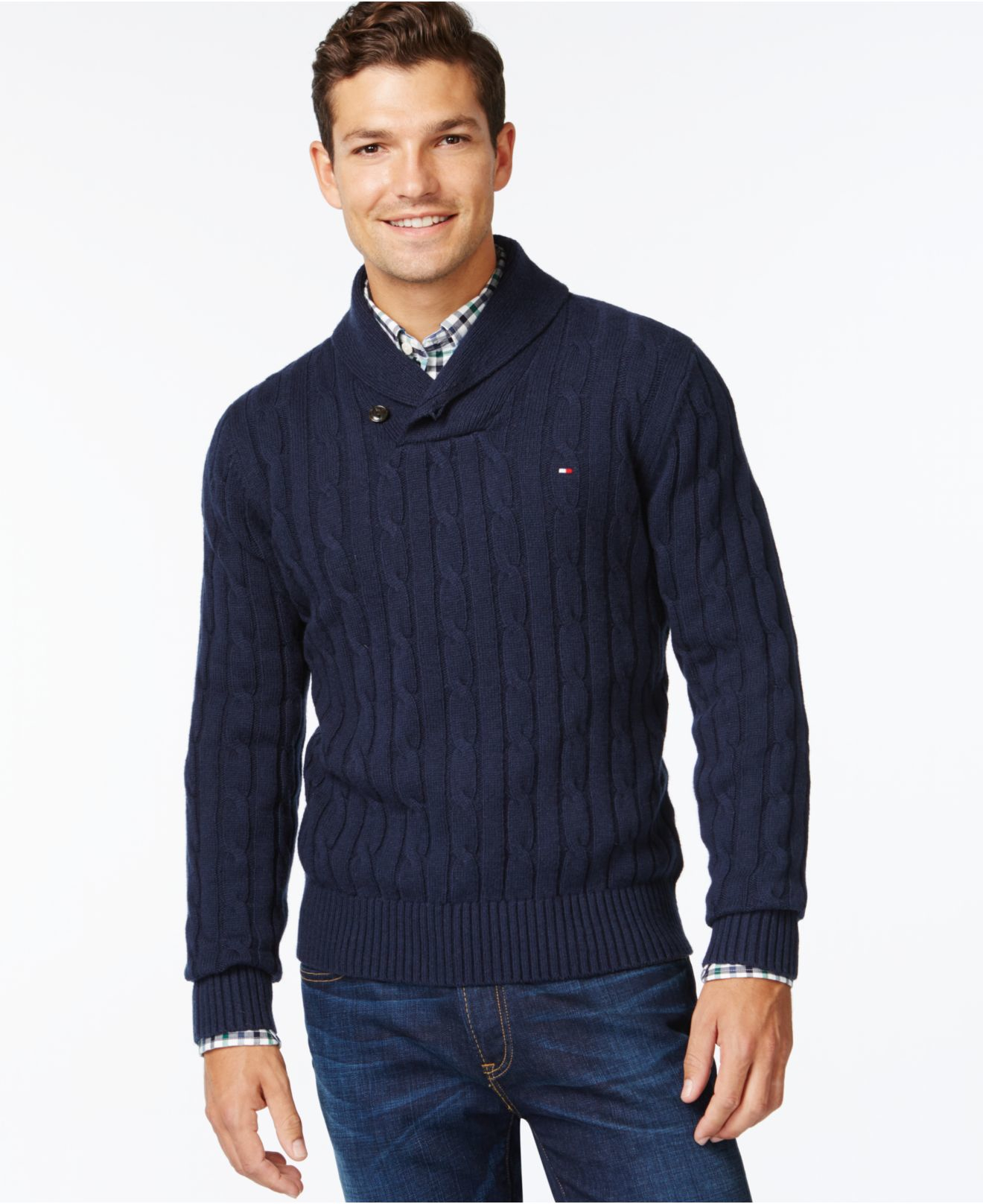 Sweaters With Big Collars