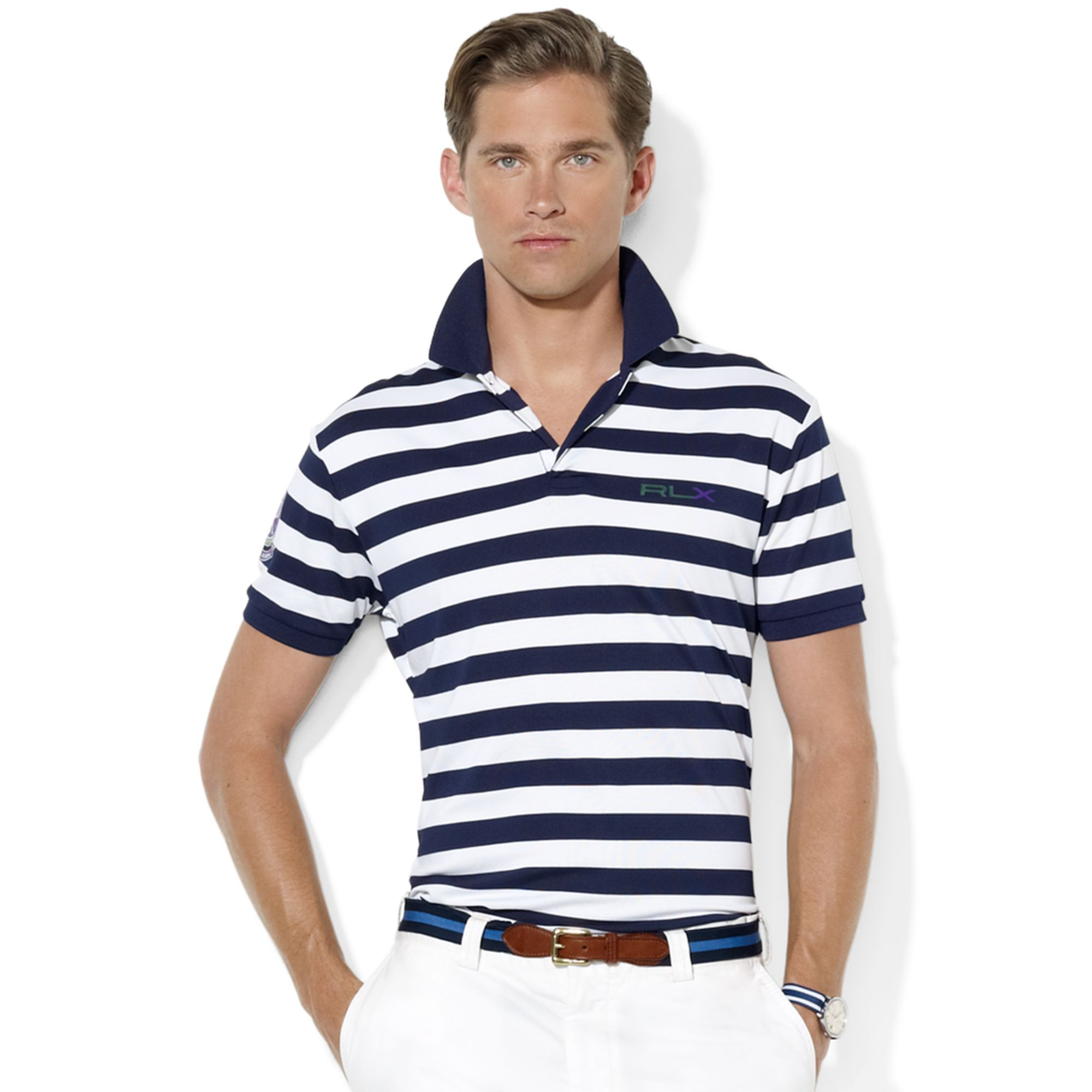 polo ralph lauren wimbledon short sleeve polo