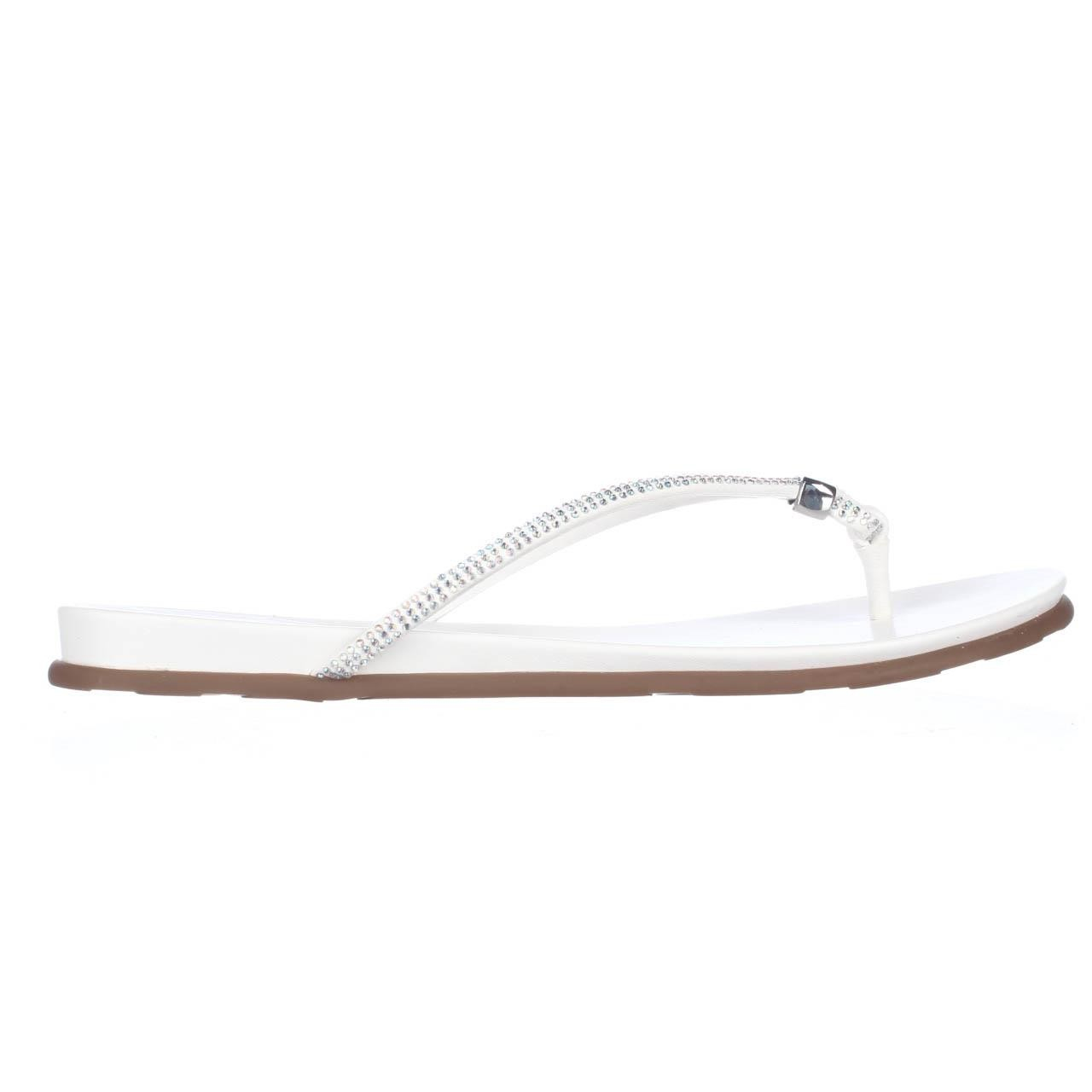 Vince Camuto Elliot Thong Flip Flop Sandals in White