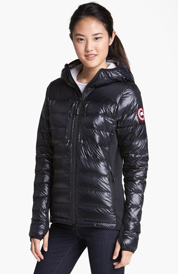 Canada Goose trillium parka replica fake - Canada goose 'hybridge Lite' Slim Fit Hooded Packable Down Jacket ...