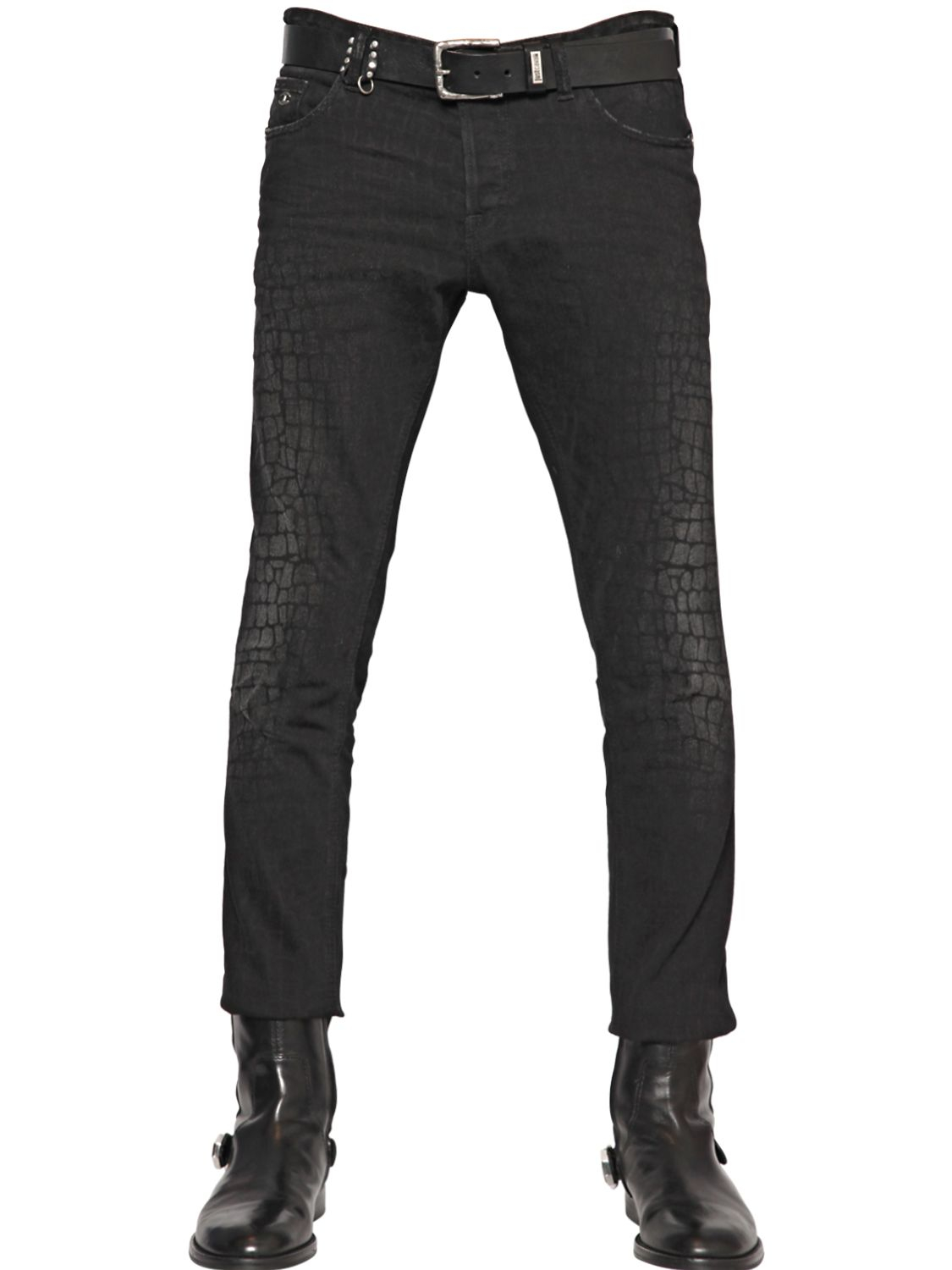 regular jeans - Black Just Cavalli