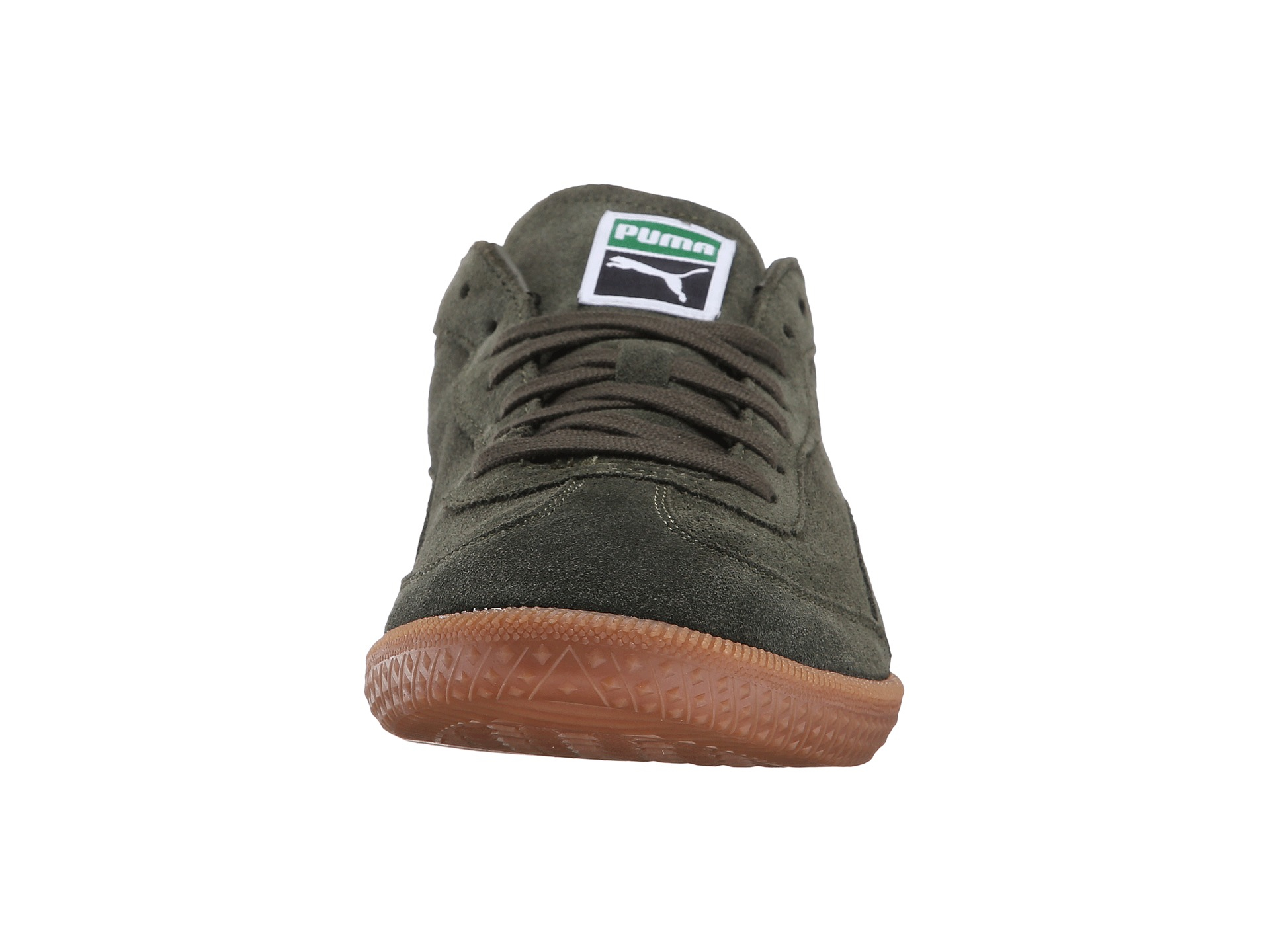 07098256eb6e Lyst - PUMA Super Liga Modern Heritage in Green for Men
