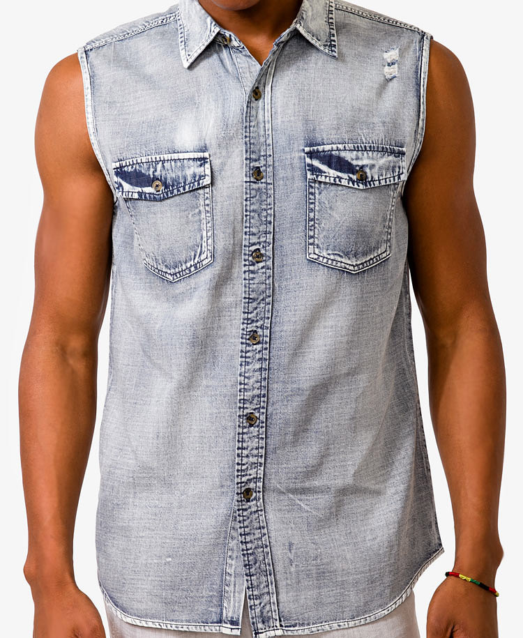 Shop sleeveless denim dress at Neiman Marcus, where you will find free shipping on the latest in fashion from top designers.