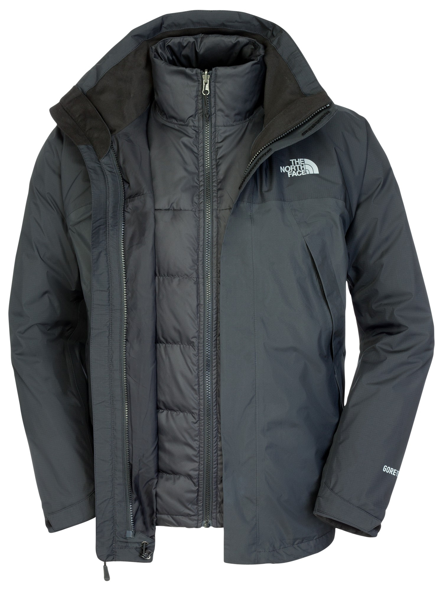 7fc00d06b45f The North Face Mountain Light Triclimate 3-In-1 Jacket in Black for ...