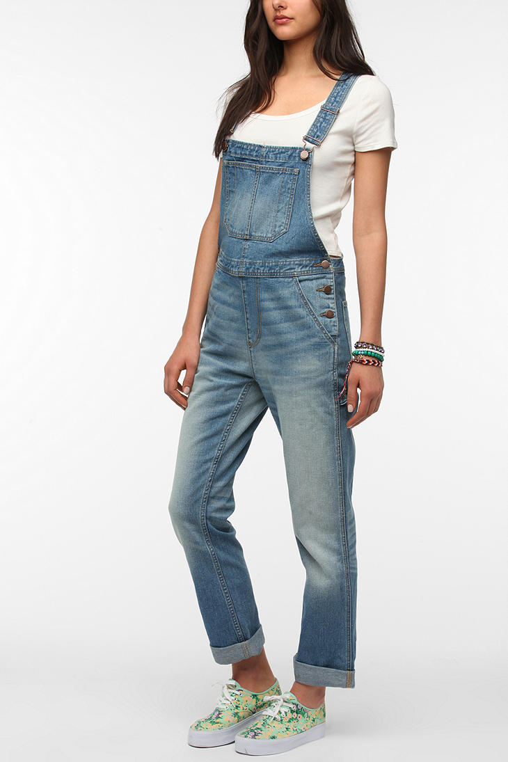 53b3e5b4695f Gallery. Previously sold at  Urban Outfitters · Women s Denim Overalls ...