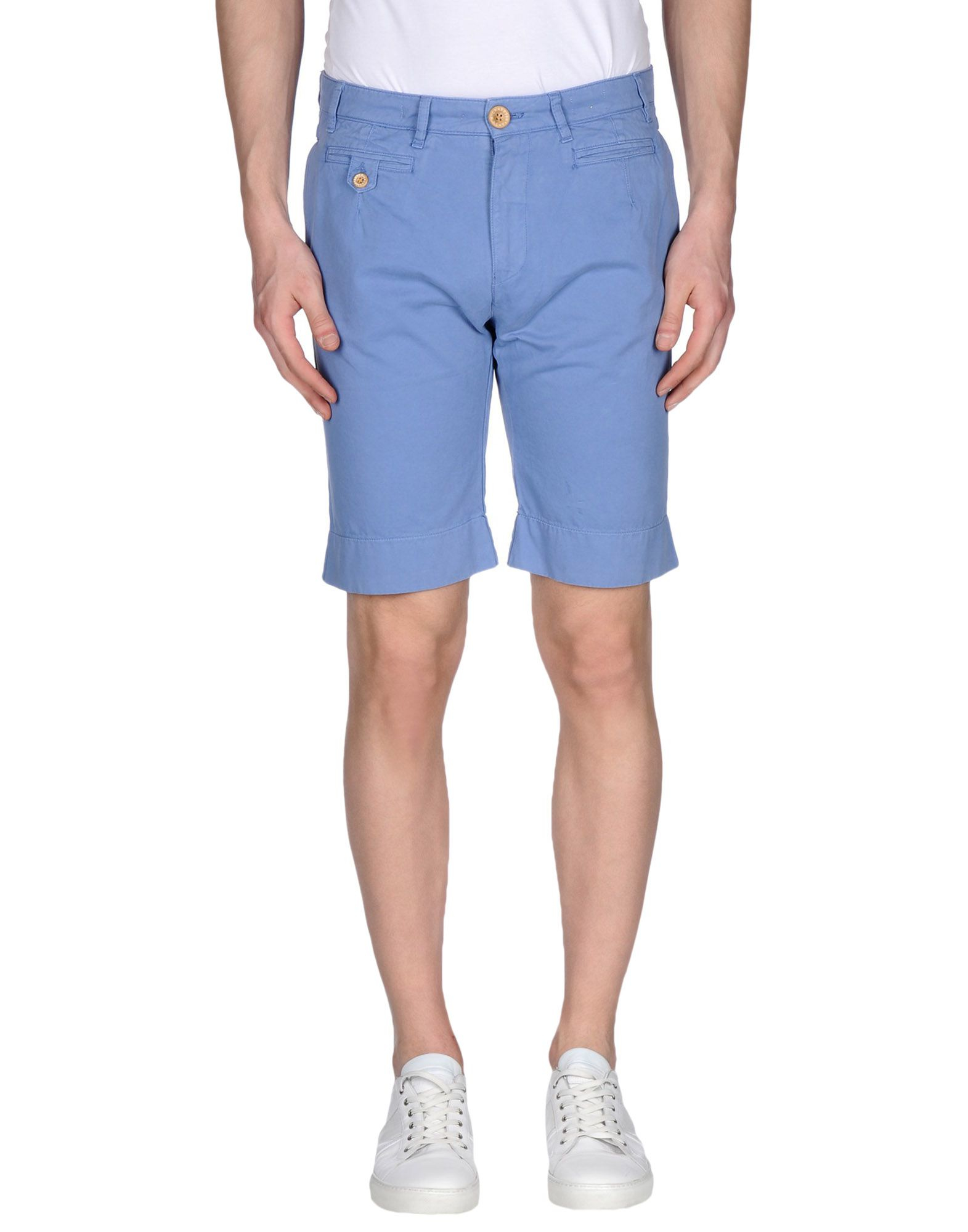TROUSERS - Bermuda shorts Andy Richardson
