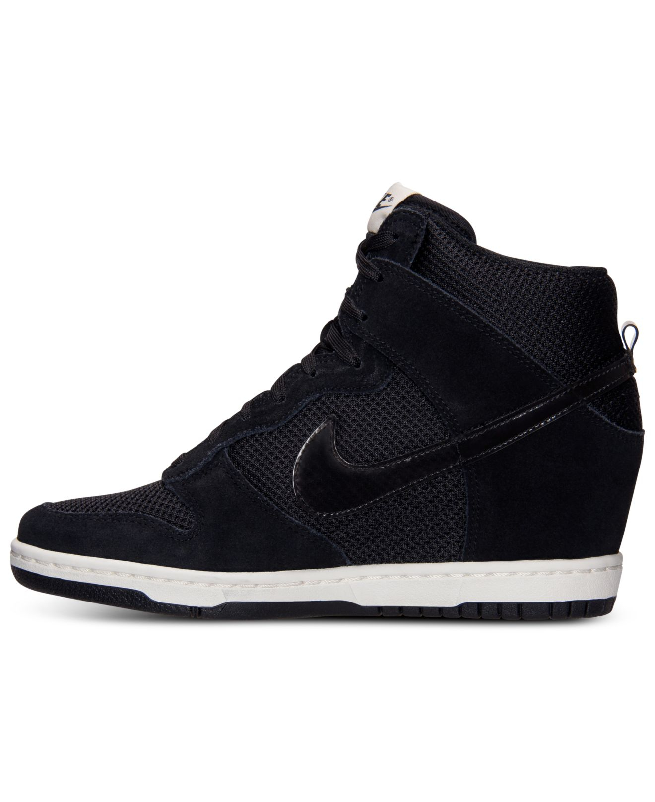free shipping ffe70 db575 amazon gallery. previously sold at macys womens nike dunk womens nike dunk  sky hi 9ab1c