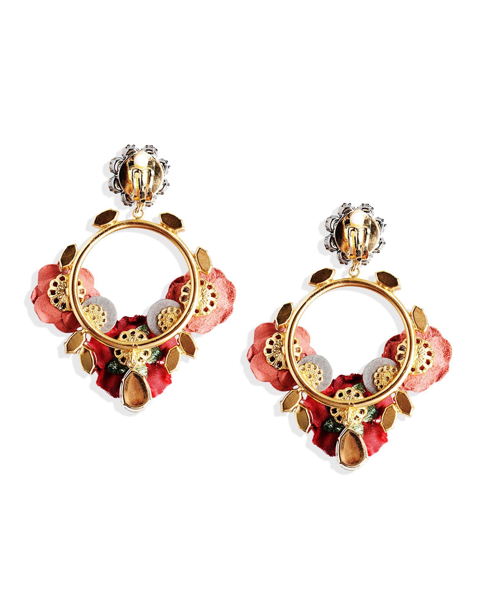 Dolce & gabbana Earrings in Red