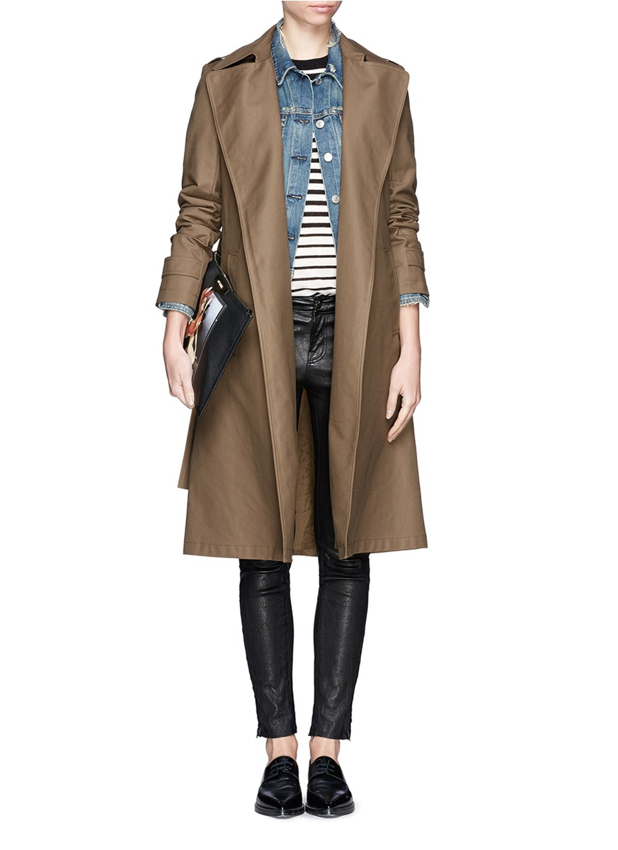Makintosh Ashling Trench Coat