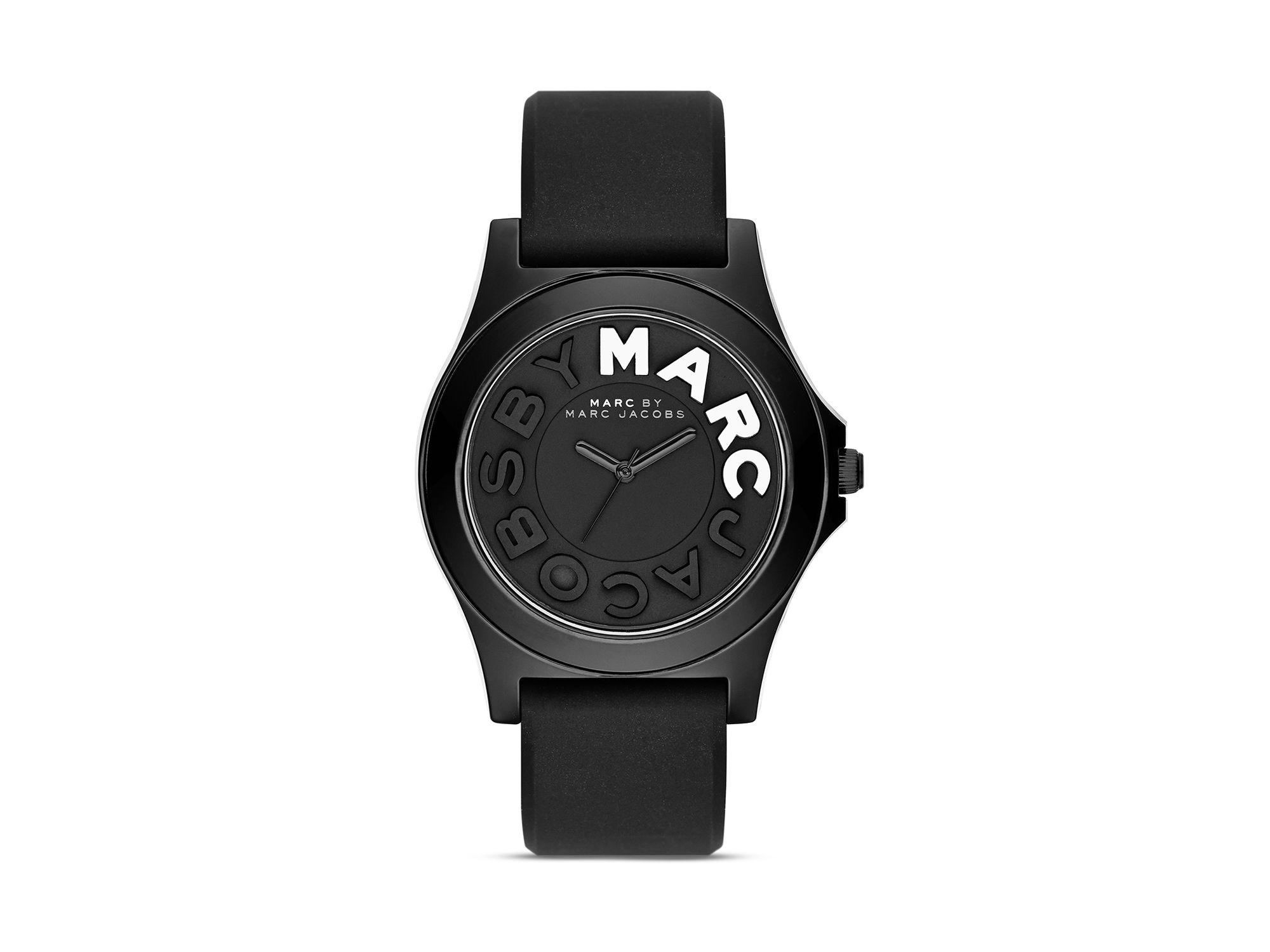 d6e48d800d5 Lyst - Marc By Marc Jacobs Sloane Black Watch