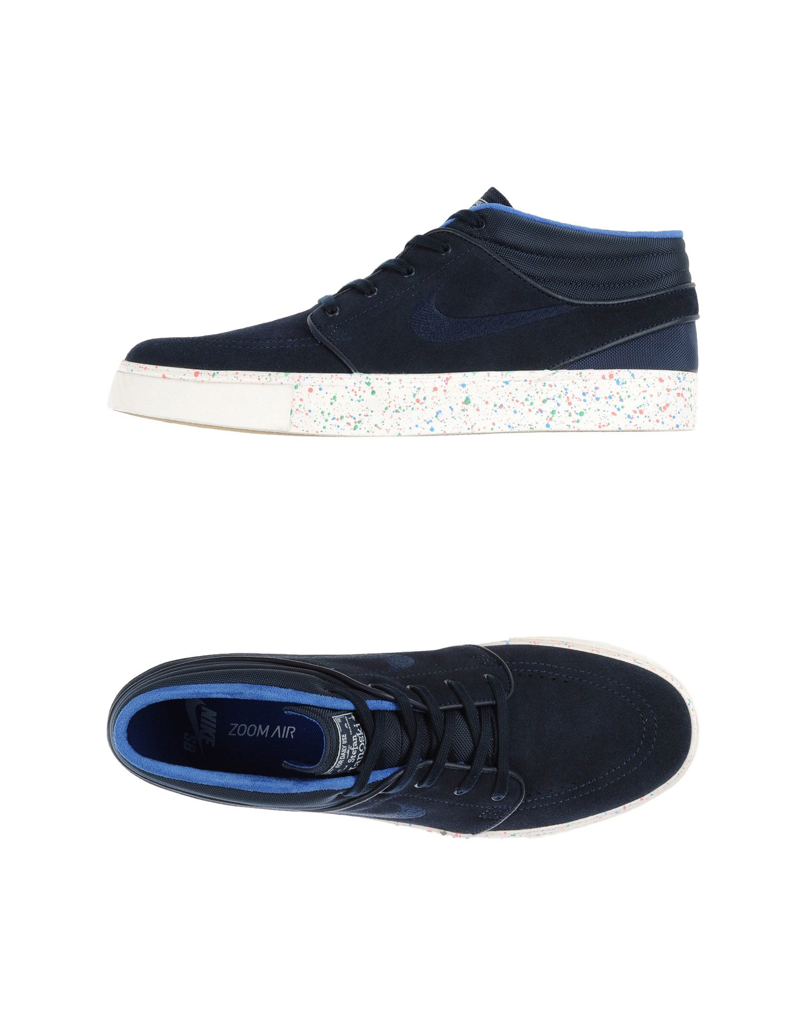Lyst Nike Low Tops Amp Trainers In Blue For Men