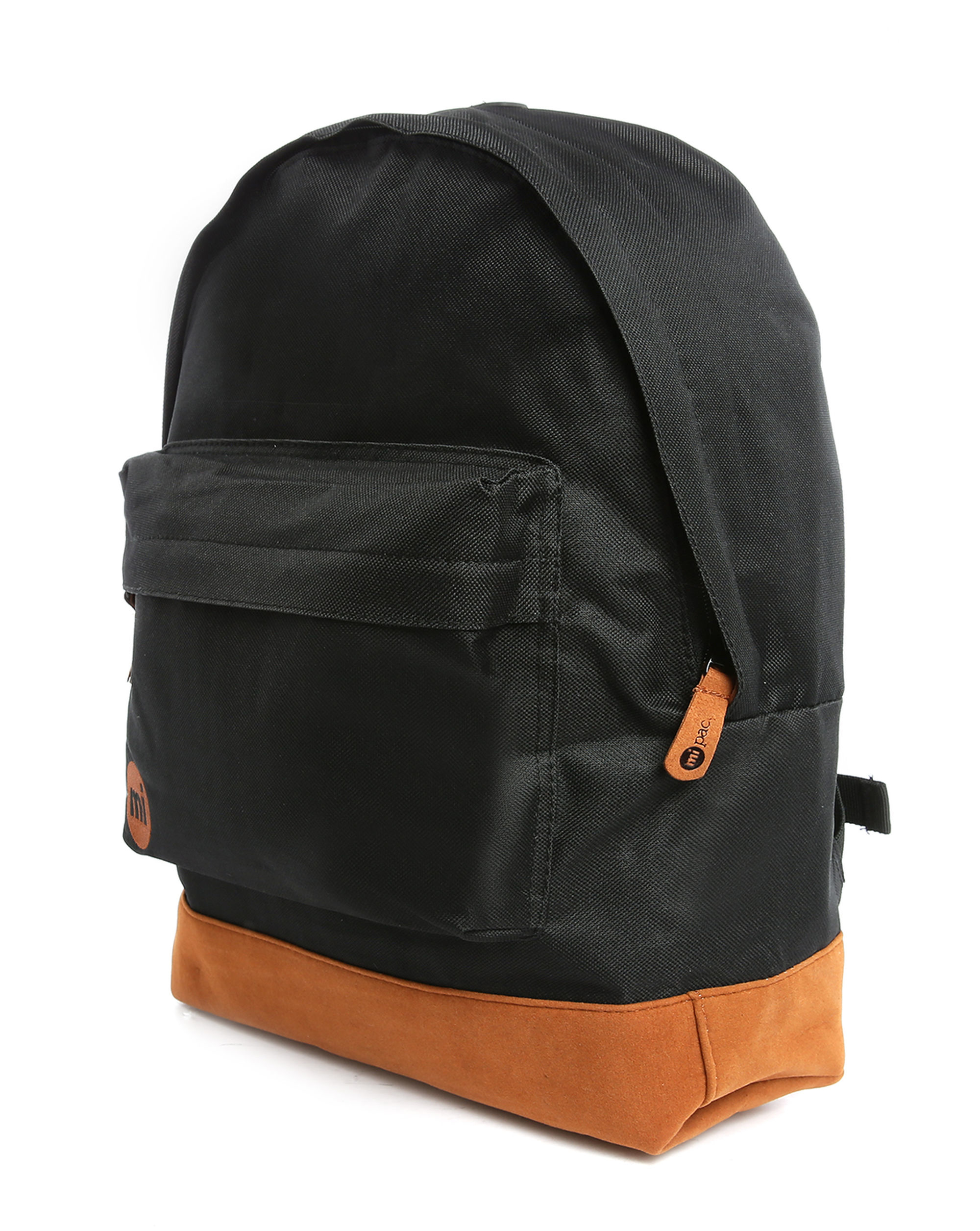 Mi Pac Classic Black Backpack In Black For Men Lyst