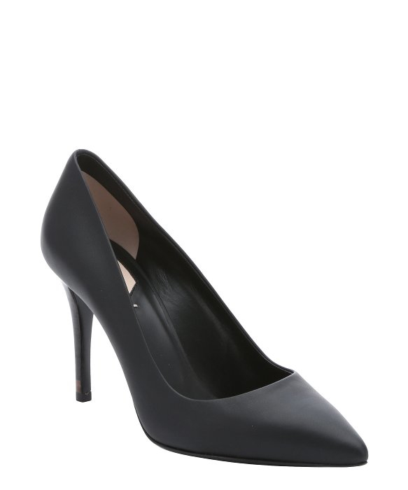 Court pumps - Black Fendi 1cJ7g7O