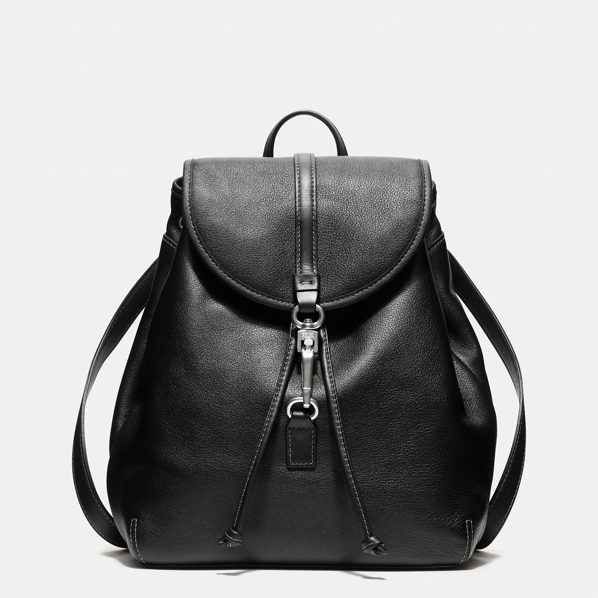 Coach Studio Legacy Backpack In Leather in Black | Lyst