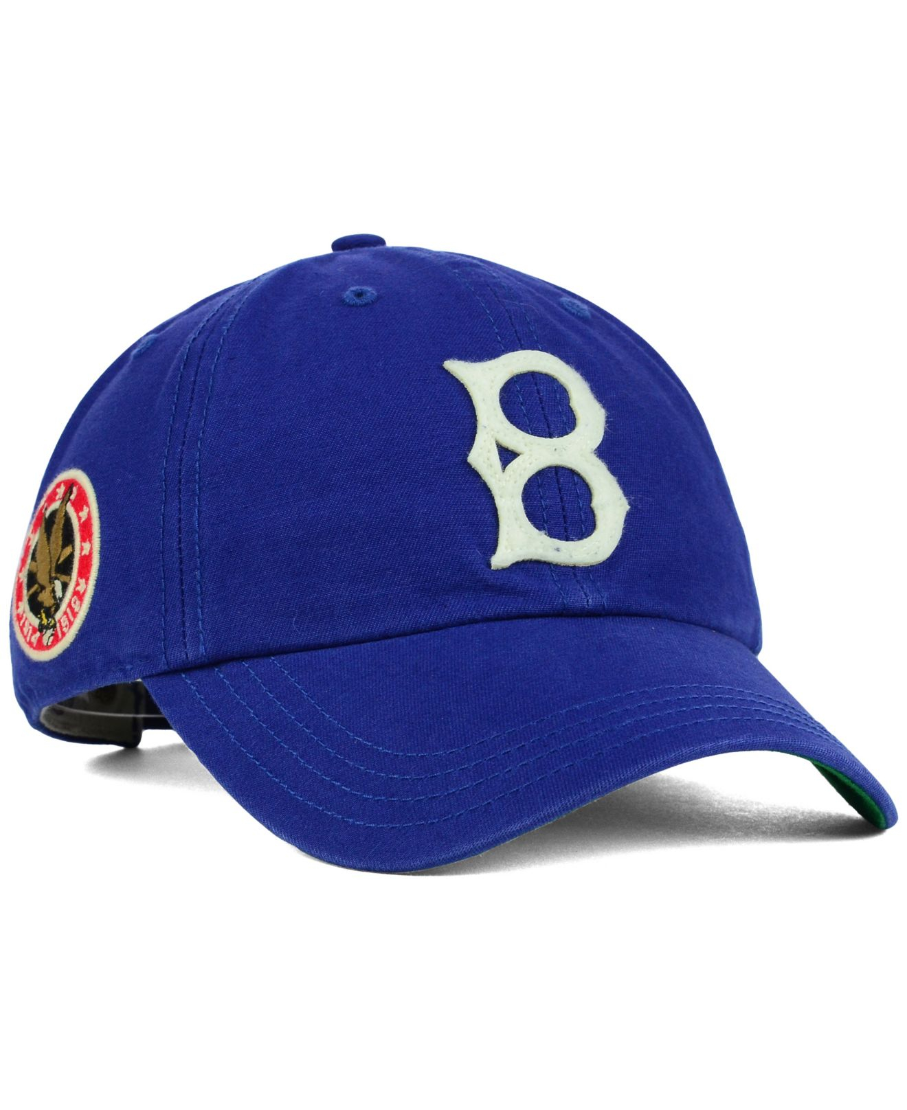 Lyst - 47 Brand Brooklyn Dodgers Baseball United Clean Up Cap in ... 3a28834daf43