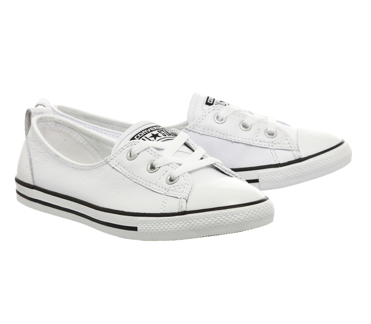 a1f3f862a880 Converse Ctas Ballet Lace Leather in White - Lyst