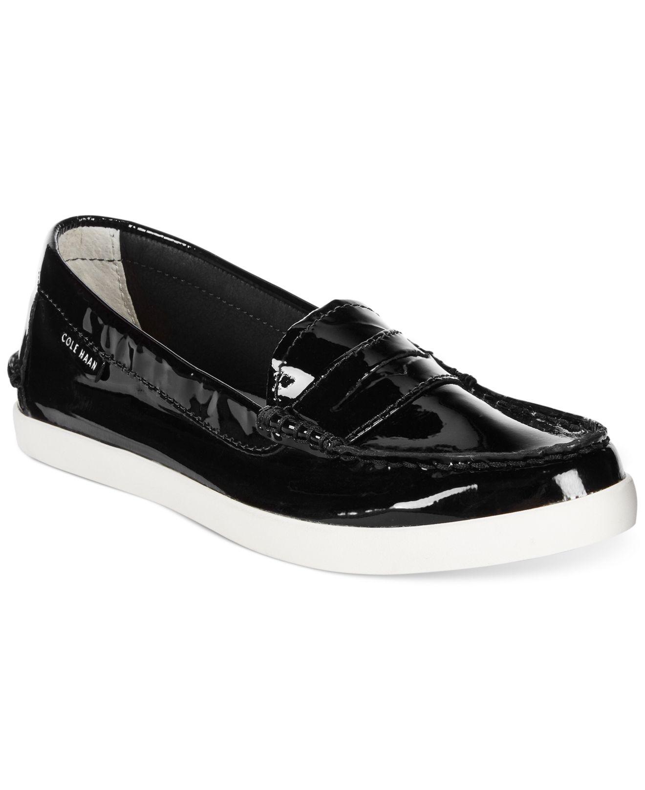 aa697123739 Lyst - Cole Haan Pinch Weekender Loafers in Black