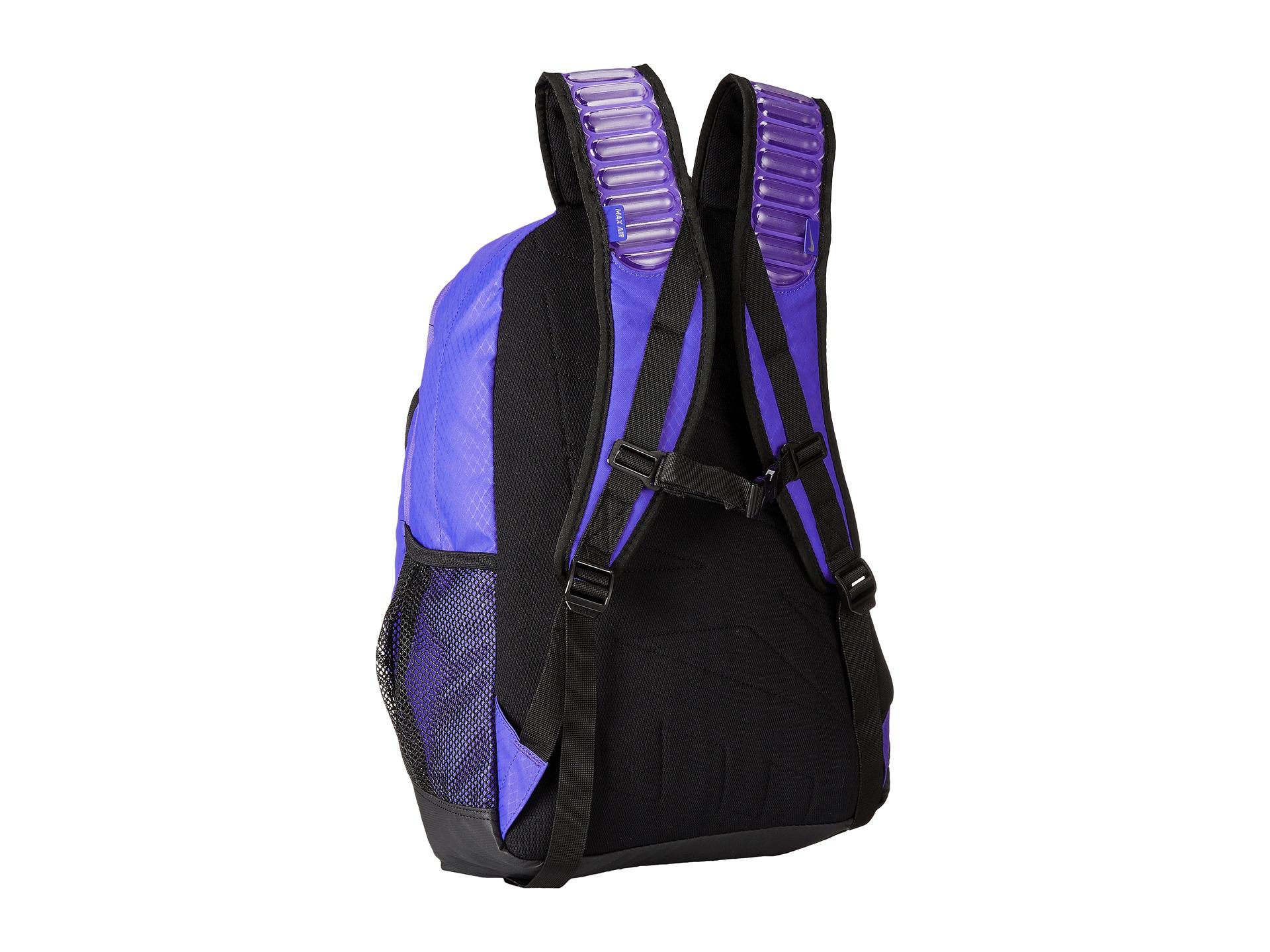 6b35797141 Lyst - Nike Max Air Vapor Backpack in Blue