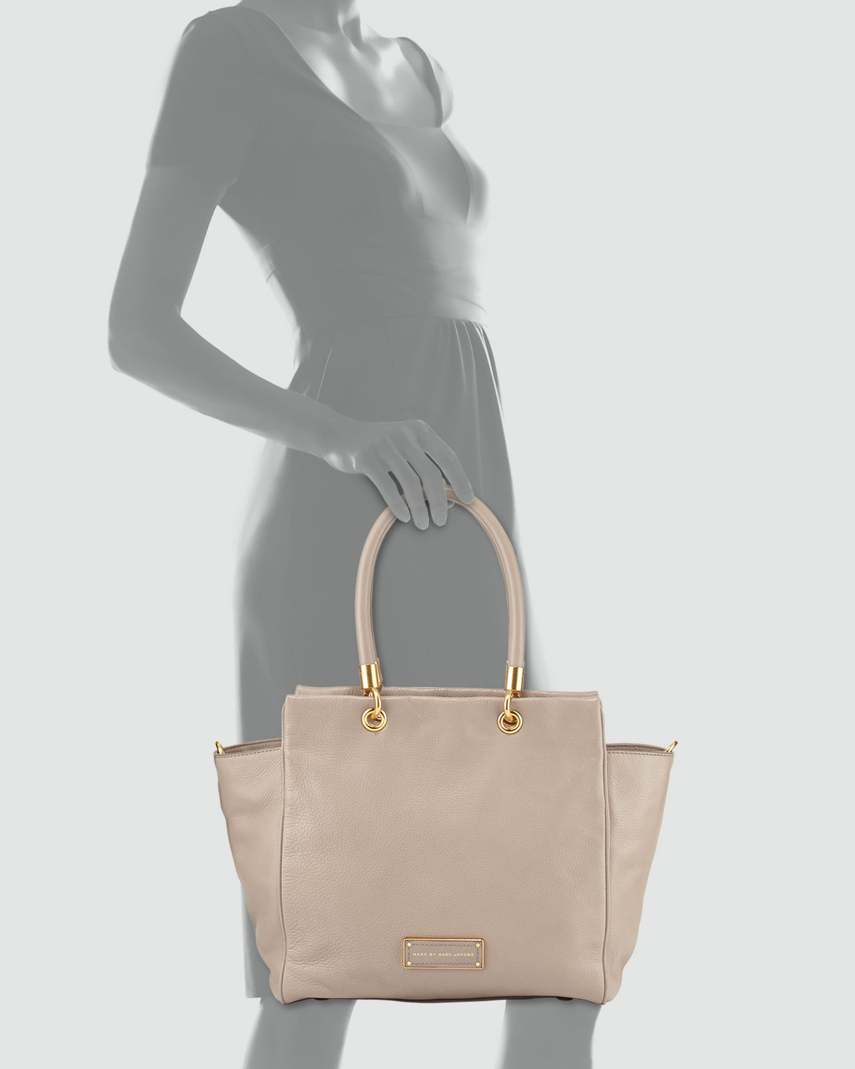Marc By Marc Jacobs Too Hot To Handle Bentley Tote Bag In
