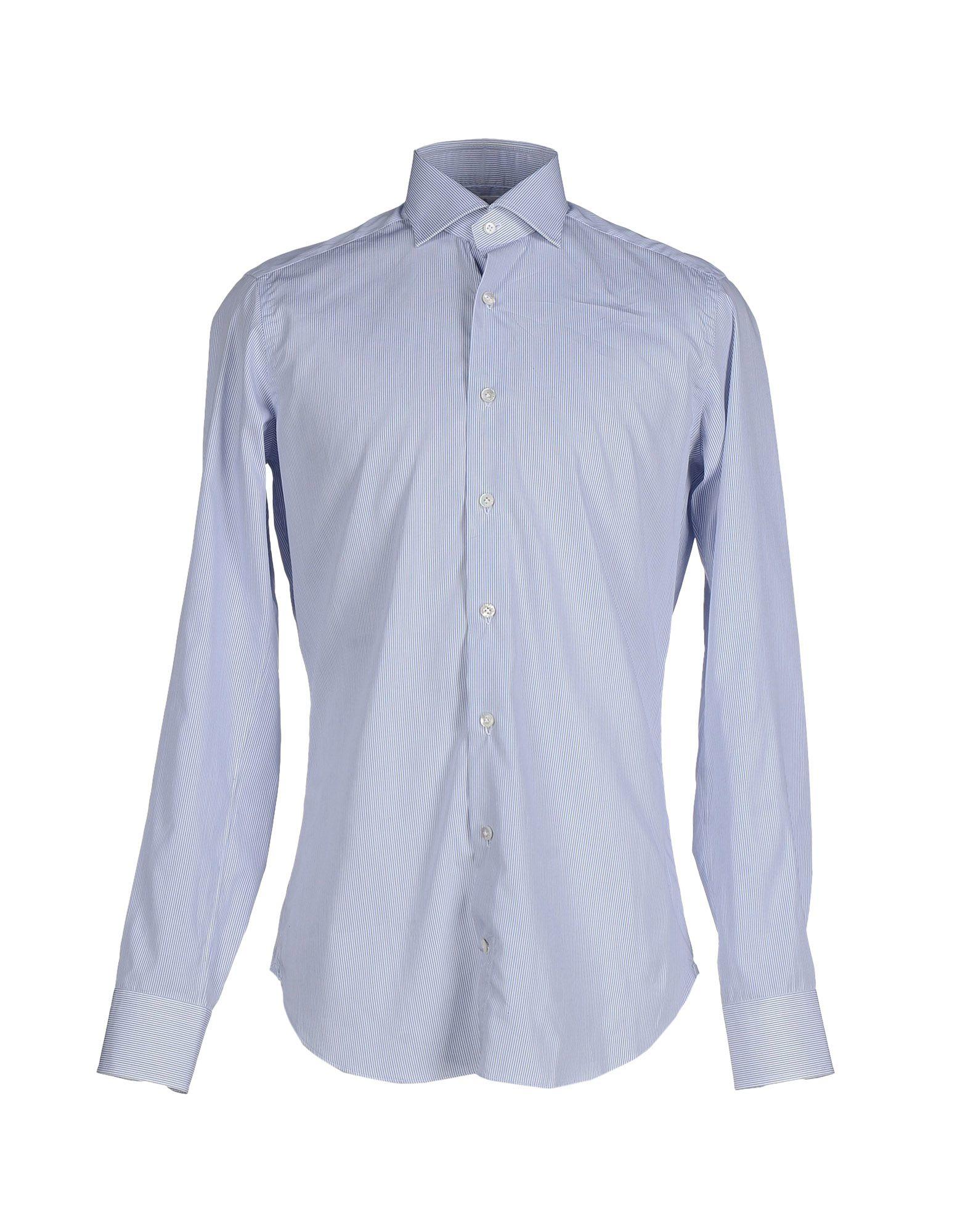 Truzzi Shirt in Blue for Men