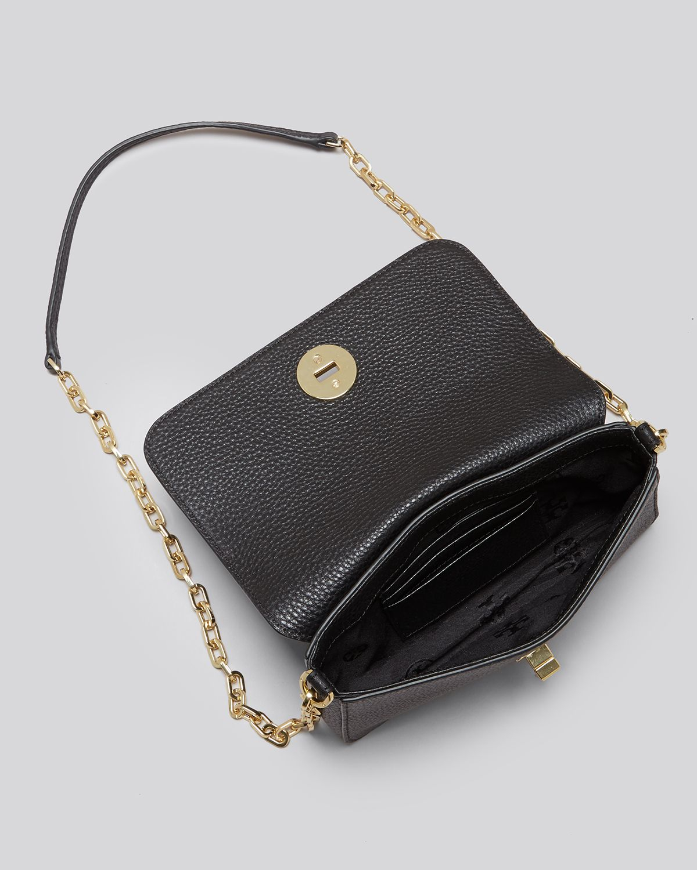 d6db18e6a288 Tory Burch Shoulder Bag - Mercer Adjustable in White - Lyst