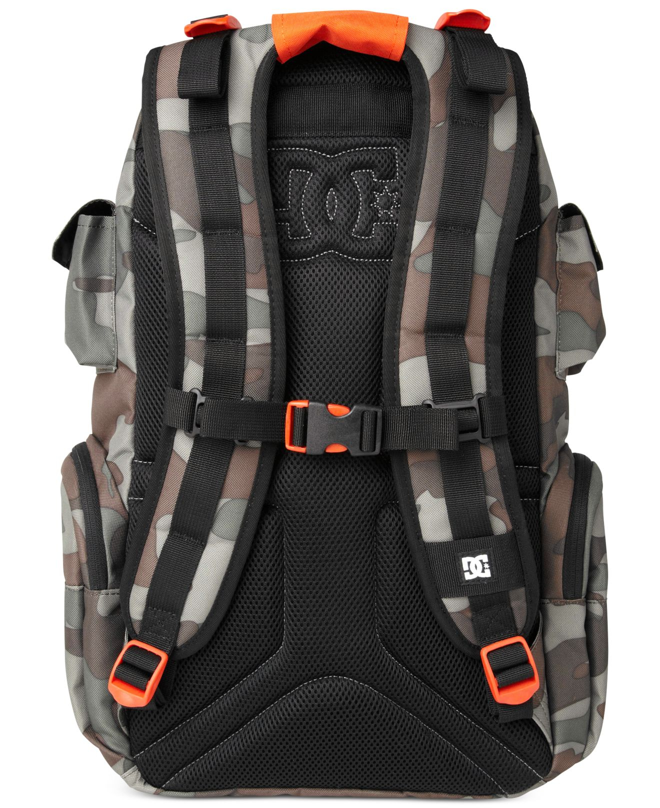 11e687f35c8 DC Shoes Wolfbred Graphic Backpack for Men - Lyst