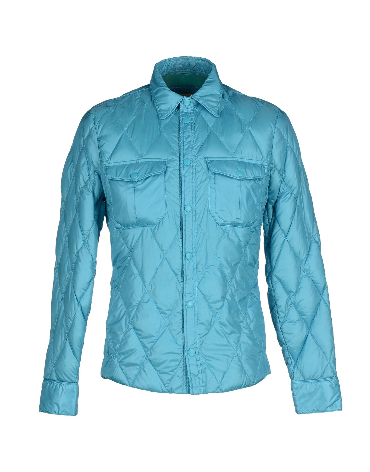 Bpd be proud of this dress Down Jacket in Blue for Men ...