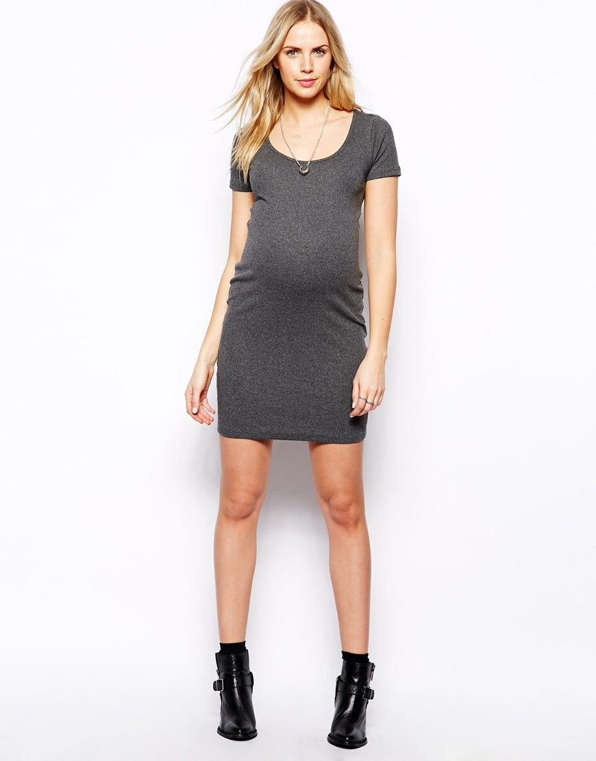 Maternity Mini Dress