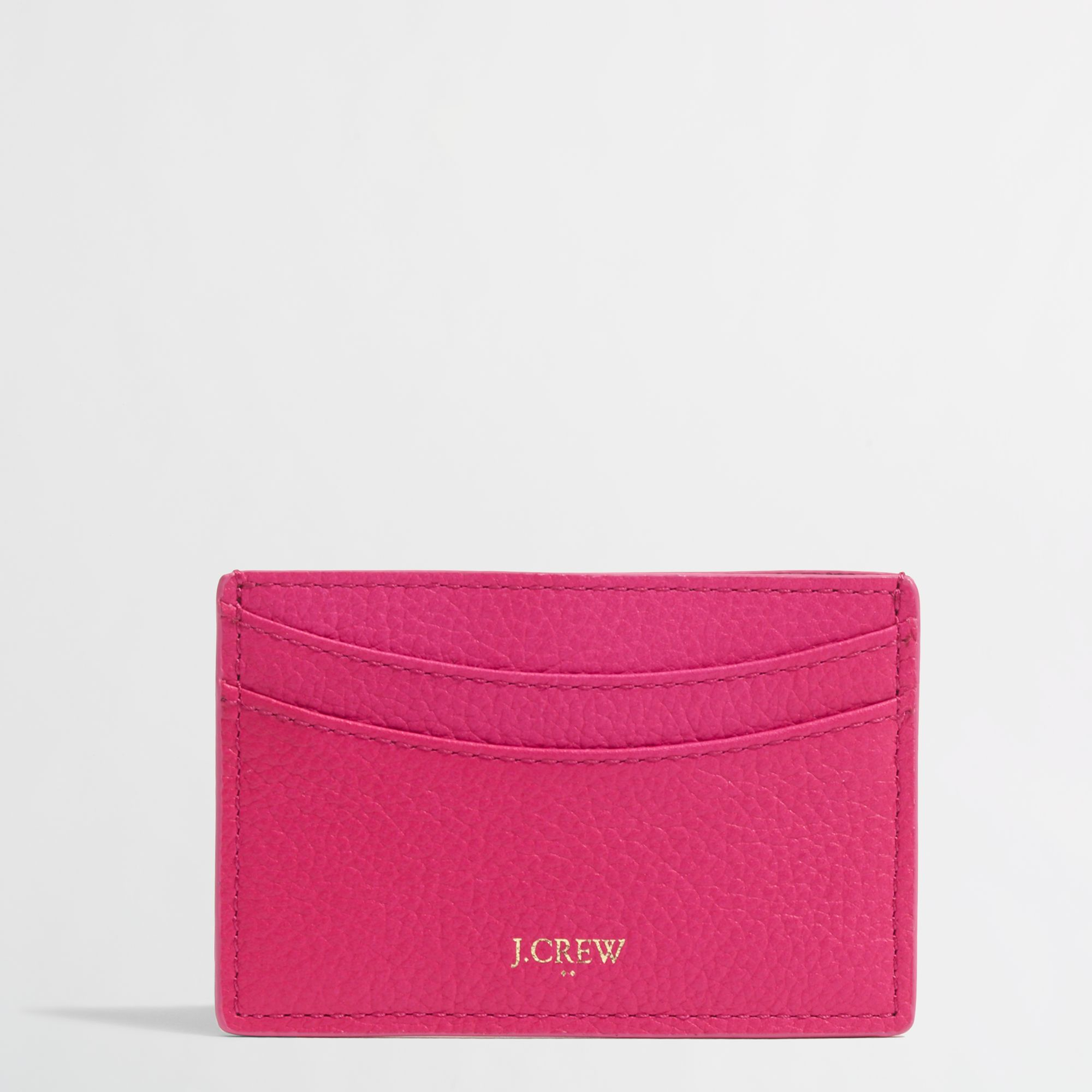 gallery - Pink Card Holder