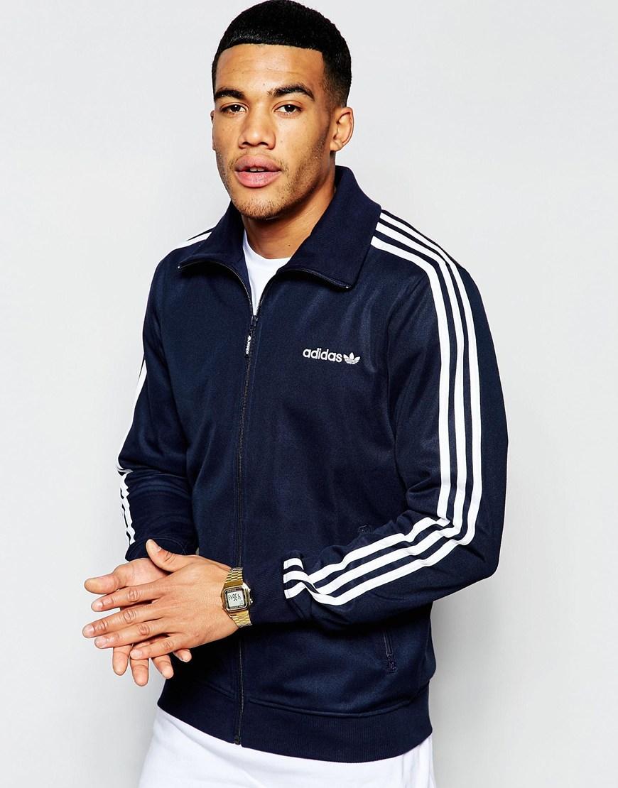 Lyst Adidas Originals Beckenbauer Track Jacket Aj6952 In