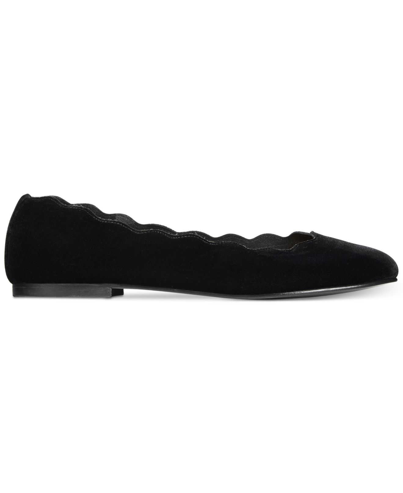 French Sole Driving Shoes Black