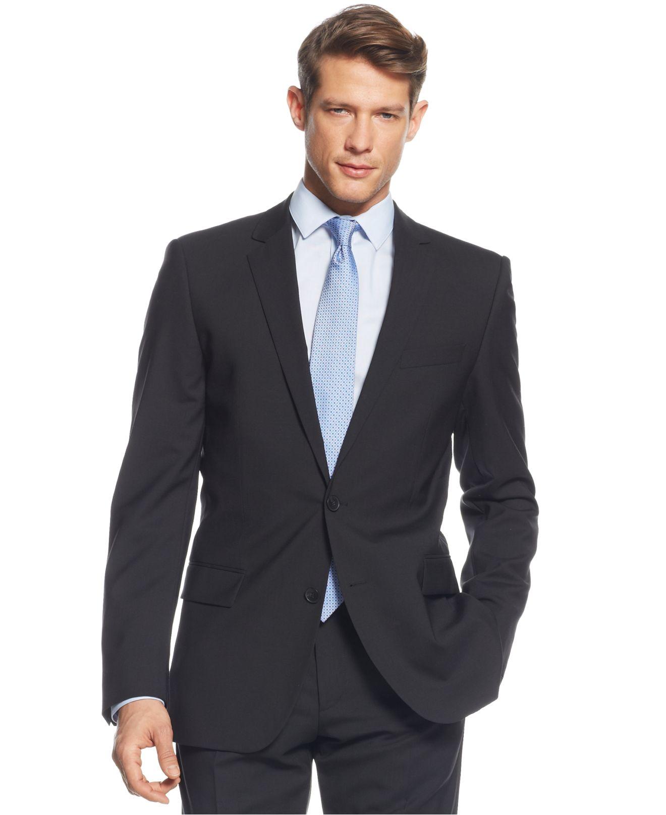 mens hugo boss slim fit suits. Black Bedroom Furniture Sets. Home Design Ideas