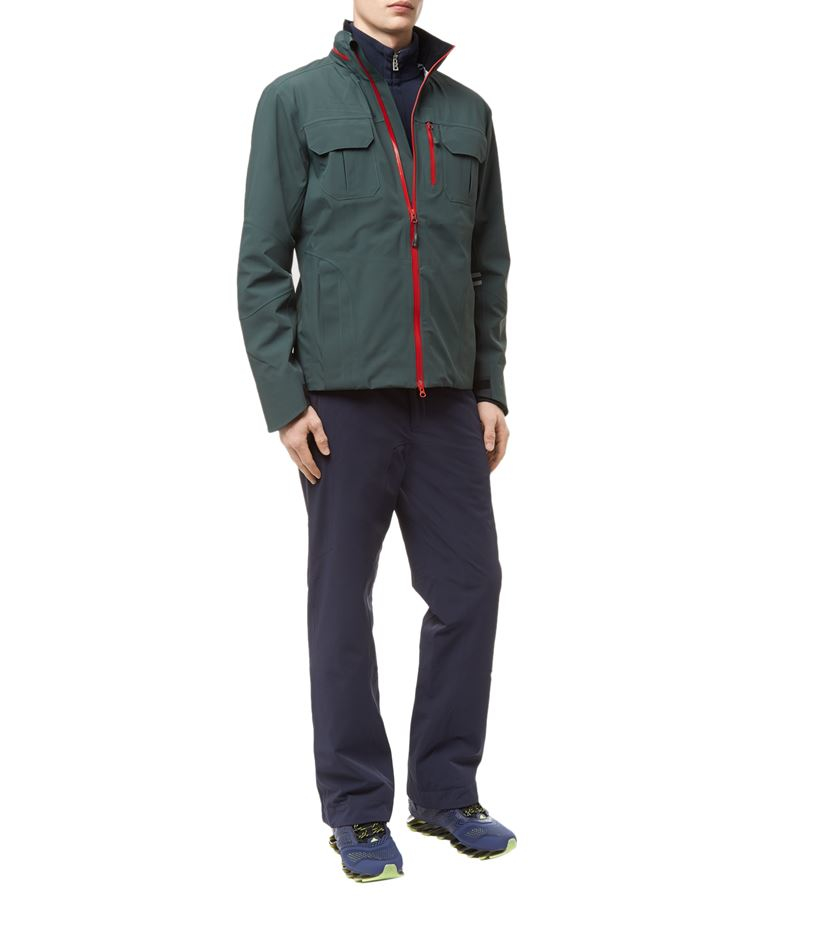 Canada Goose' Moraine Shell Jacket - Men's Small - Black