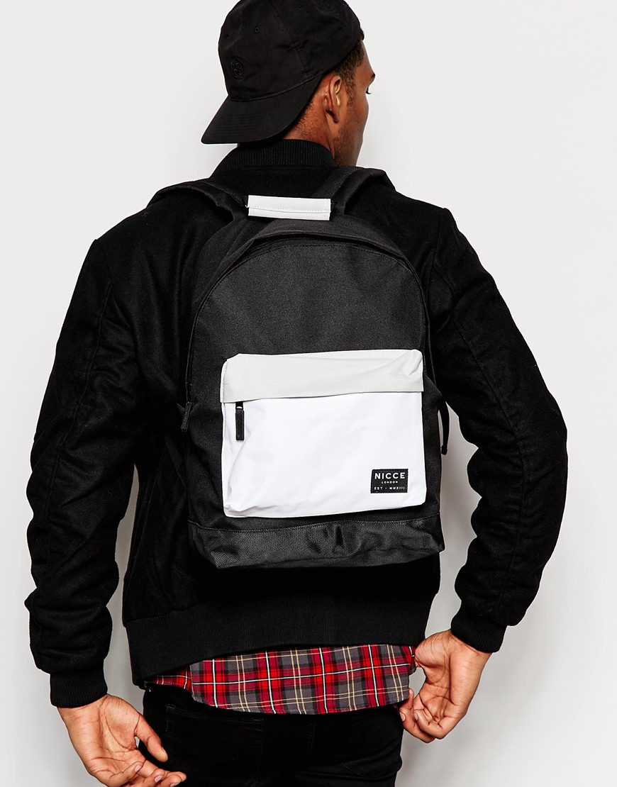 how to make iphone silent nicce nicce colour block backpack in black for 2950